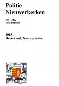 infozine brochure politie
